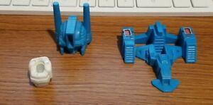 original G1 Transformers ULTRA MAGNUS HEAD, CHEST SHIELD & FIST parts lot
