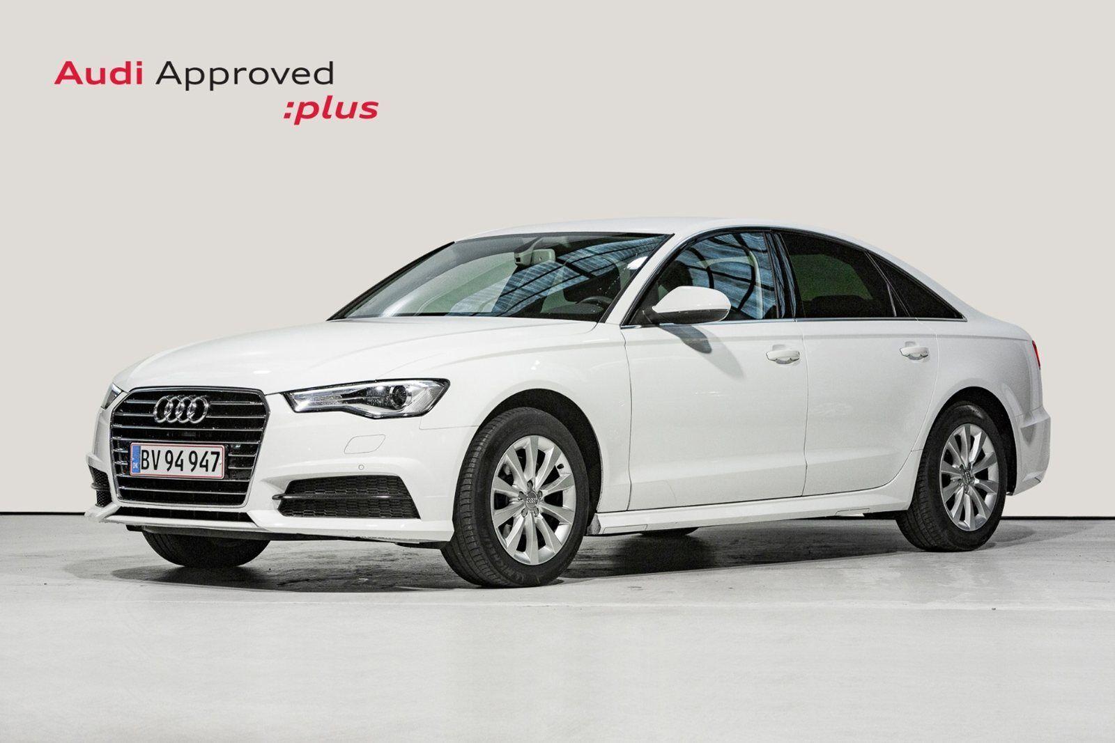 Audi A6 2,0 TDi 190 Ultra S-tr. 4d - 445.000 kr.