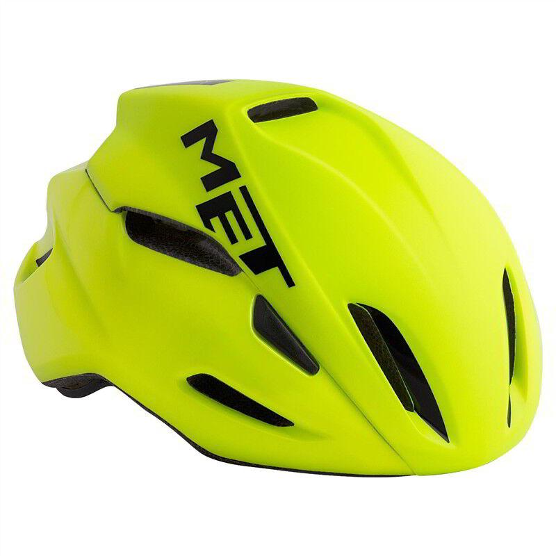 Met Manta Neon Helmet