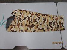 Long Gun Rifle Sleeve Sock Durable Lightweight Case Cover Desert Camo