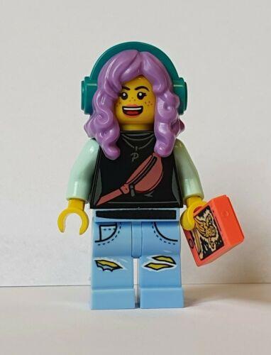 hs046 split from 70428 LEGO Hidden Side minifigure Parker.L.Jackson