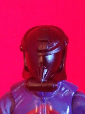 MH049 Cast Action figure head sculpt for use with 1:18th scale GI JOE Military