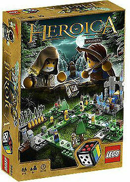 LEGO Games Waldurk Forest (3858)