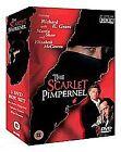 The Scarlet Pimpernel (DVD, 2006, 3-Disc Set, Box Set)