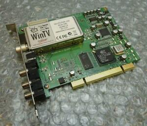 Dell JJ820 0JJ820 Hauppauge WinTV-PVR-150 Multi-Pal 26589 Lf PCI TV Cattura Card