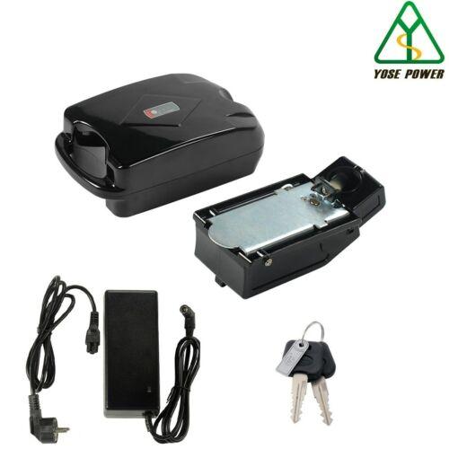 24V16Ah E-Bike Batterie Vélo Electrique Lithium Battery Grenouille+Chargeur