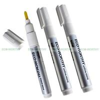 3x Rosin Flux Pens Non-clean For Solar Cells Tabbing Diy Soldering Operations