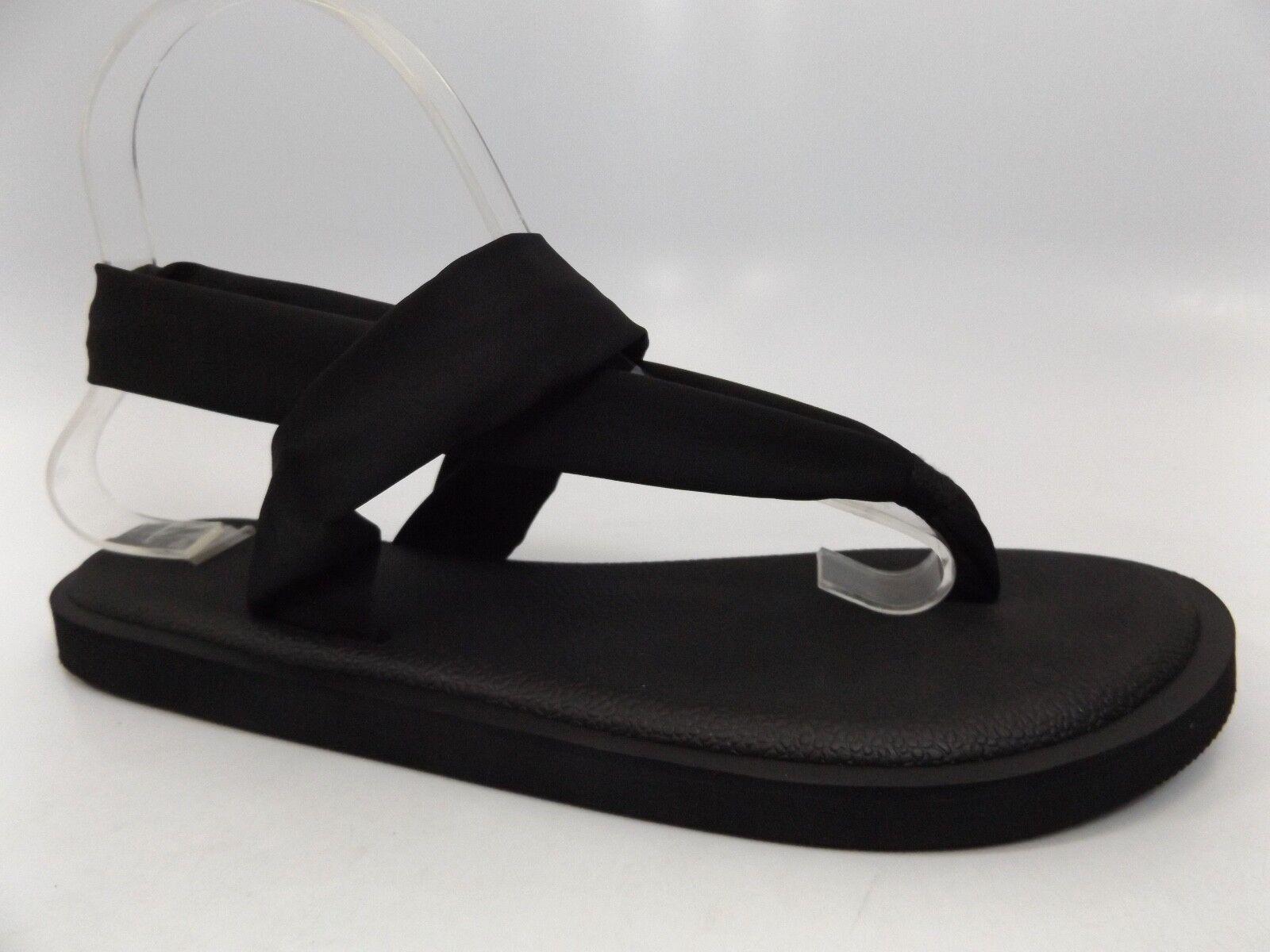Women Flip Flops Yoga Shoes Thong Flat NEW Sandals SZ 10.0 M NEW Flat DISPLAY D7463 084daf