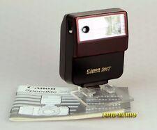 Canon Speedlite 244T Blitzgerät für Canon T Serie Analog Kameras Z0706