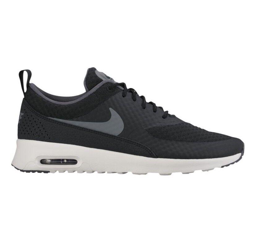 Zapatos promocionales para hombres y mujeres NUEVA, Para Dama Nike Air Max Thea Zapatos Talla:5.5 Color: Negro MSRP