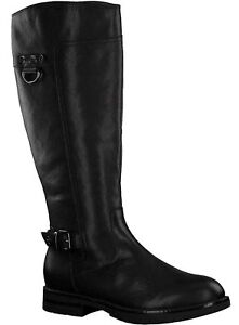 Leather Boots 25603 And it