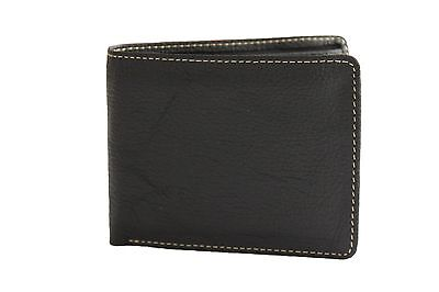 Bullahshah Quality Mens Genuine Leather Wallet Soft Top Quality Leather Cowhide