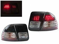 DEPO 01 02 03 04 05 Honda Civic 4D Sedan JDM Black Rear LED Tail Light 4 Pieces