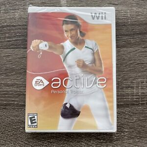 Nintendo-Wii-EA-Sports-Active-Personal-Trainer-New-Sealed-No-Strap