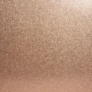 Rose-Gold-Glitter-Card-5pk-Coffee-Sparkling-paper-DIY-Wedding-Invites-Craft