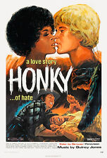HONKY (A LOVE STORY... OF HATE) DVD