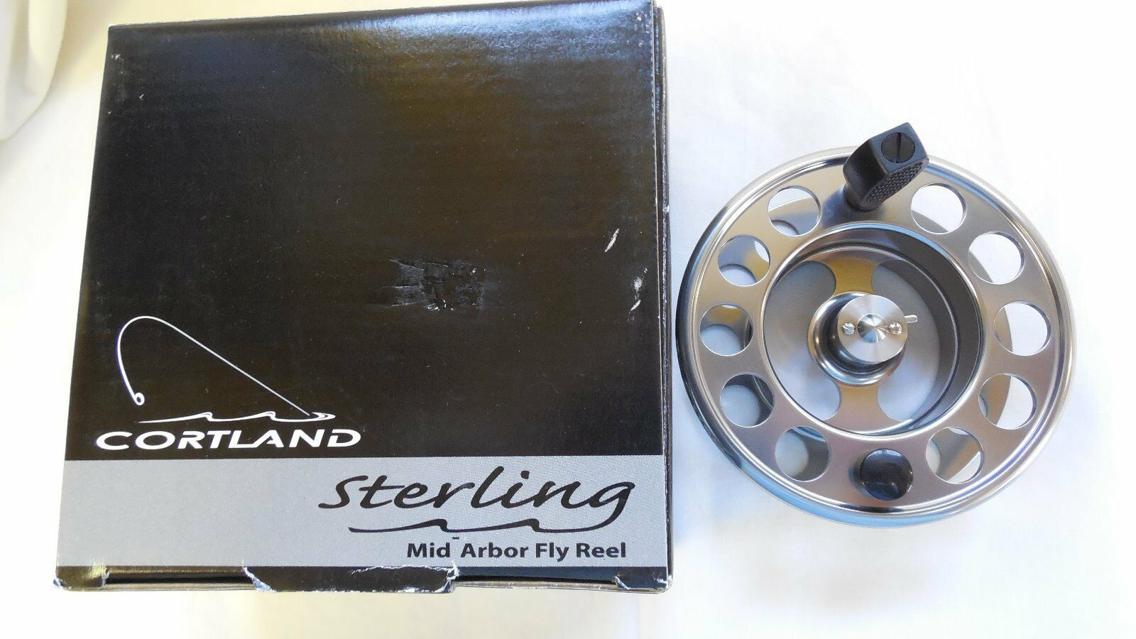 Cortland Sterling II fly spool
