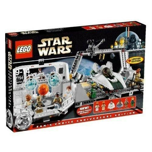 Lego 7754 Stern Wars Home One Mon Calamari Stern Cruiser