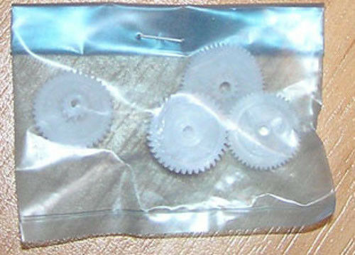 Tamiya QD Servo Gear Bag NEW 9804092 46001//2//3//4//5//6//7