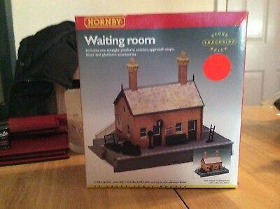 Collezione Qui Hornby R8001 Waiting Room Tecniche Moderne