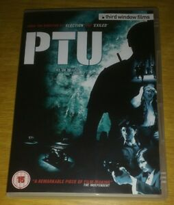 PTU-Police-Tactical-Unit-DVD-Johnnie-To-Simon-Yam-Lam-Suet-HONG-KONG-COPS