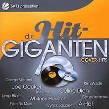 Die-Hit-Giganten-Cover-Hits-von-Various-CD-Zustand-gut