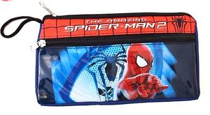 Exclusive-Marvel-The-Amazing-Spider-Man-Boys-Pencil-Case-NWT-FREE-SHIPPING
