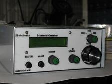 Kit de receptor de comunicación de 3 bandas con contador de frecuencia y el plug-in 20m