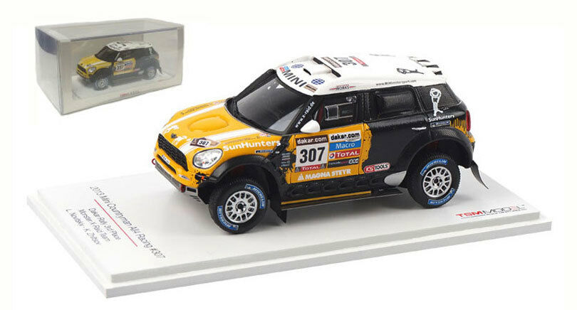 Truescale MINI COUNTRYMAN ALL4 RACING   307 Dakar Rally 2013-L novitskiy