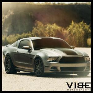20 Velgen Vmb9 Gunmetal Concave Wheels Rims Fits Ford Mustang Gt