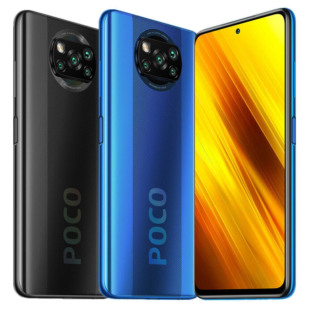 """xiaomi: Xiaomi POCO X3 NFC 128GB 6GB  6,67"""" Smartphone Versione Globale MIUI 12 Banda 20"""