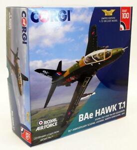 Échelle Corgi au 1/72 Aa36013 - Bae Hawk T.1 Xx246 / 95-y Raf 100 Squadron 5055286644412