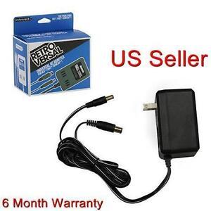 NEW-AC-Adapter-Power-Supply-for-Nintendo-NES-Super-SNES-Sega-Genesis-1