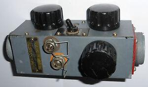Discount-Boitier-de-commande-type-96-pour-le-radar-034-AI-034-sur-chasseur-RAF-rare