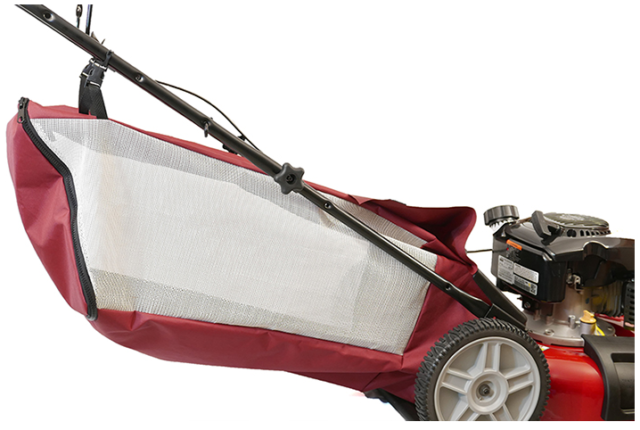 Save Time And Money By Owning The Universal Leaf Bag For Any Lawn Mower