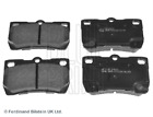 Blue Print ADT342156 Brake Pad Set