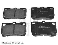 Blue Print ADT342156 Brake Pad Set Rear 0446622190 0446653010 2 Year Warranty