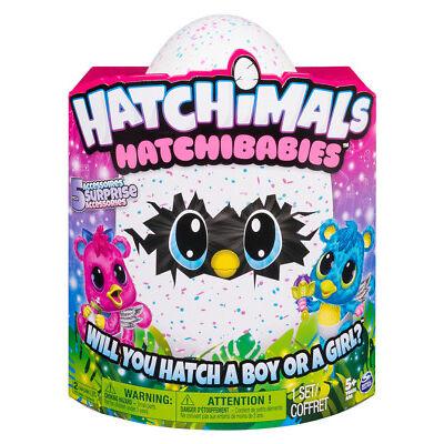 NEW Hatchimals Assorted HatchiBabies Cheetree