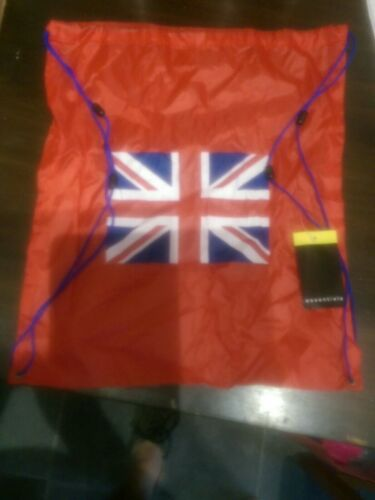 PE Union Jack Swim Bag Gym,Shoe,Trainer School,Dance Bag Kids Children