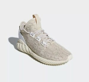 reputable site b6b33 01b1d Details about ADIDAS TUBULAR DOOM SOCK PK BEIGE SNEAKER CQ0943 FOOTWEAR SHOE