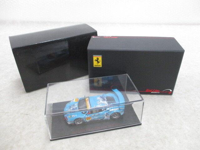 protección post-venta rojo Line Ebbro 1 43 Ferrari Ferrari Ferrari 360  11 súper GT 2007 Jim Center 43953  preferente