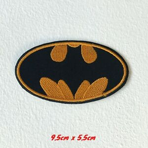 Batman Movie cartoon DC comics badge Iron Sew on Embroidered Patch #1524