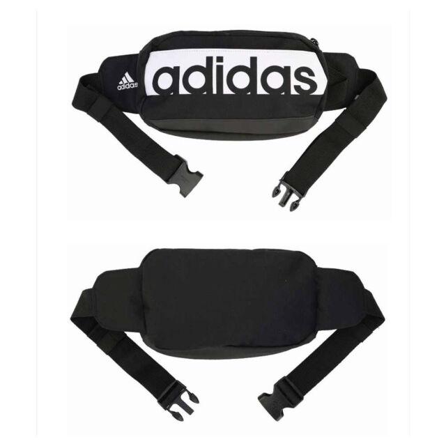 adidas 2017 Waist Bag Hip Pack Small Sports Bag Travel Gym Hiking ... d3d5632ca5692