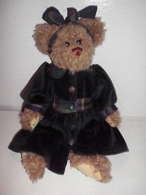 """Inteligente The Bearington Collection Bear Size 14"""" Tall Great Condition Costo Moderado"""