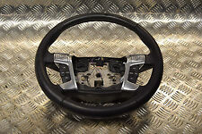 2014 FORD S-MAX MULTIFUNCTION LEATHER STEERING WHEEL - AM21-13600-NB