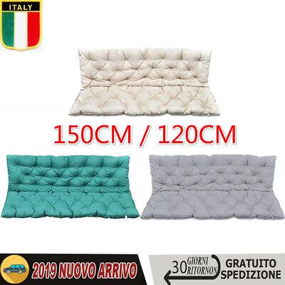 Vendita Cuscini Per Dondolo.Cuscino Per Dondolo Cuscini Da Esterno Giardino Multi Colori Cuscini Casa Ebay