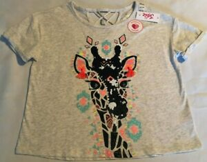 NWT Justice Girls Size 8 10 12 14 16 18 20 Toucan Bird Flip Sequin Shirt Top