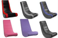 Video Gaming Chair Game Seat Rocker Choose Color