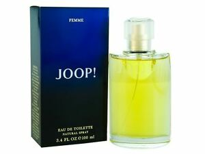 JOOP! Femme Eau de Toilette 100ml Spray Women's - NEW. EDT - For Her