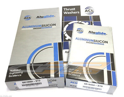 ACL RACE BEARINGS Kit B16A B17A1 B18 B18B1 B20 B20Z2 STANDARD SIZE